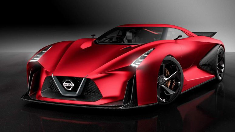 New Nissan GT-R Expected Early Next Decade, Will Be Previewed By A Concept