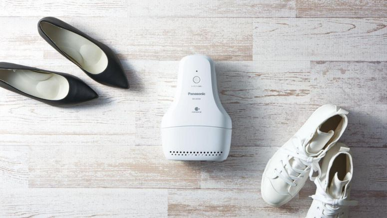 Panasonic's Shoe Deodorizer Will Solve Your Smelly Shoe Problem