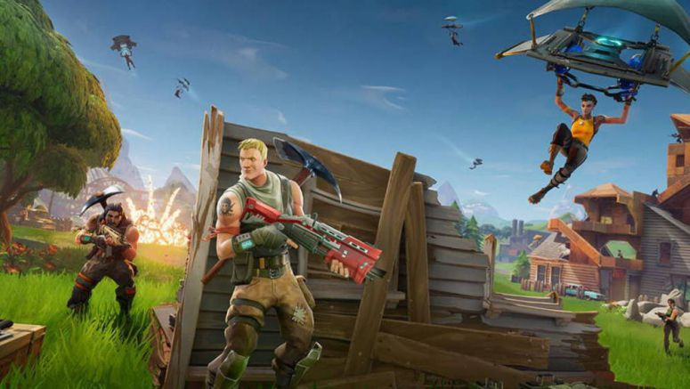Fornite Keyboard/Mouse Players On PS4 Will Be Paired With PC Counterparts