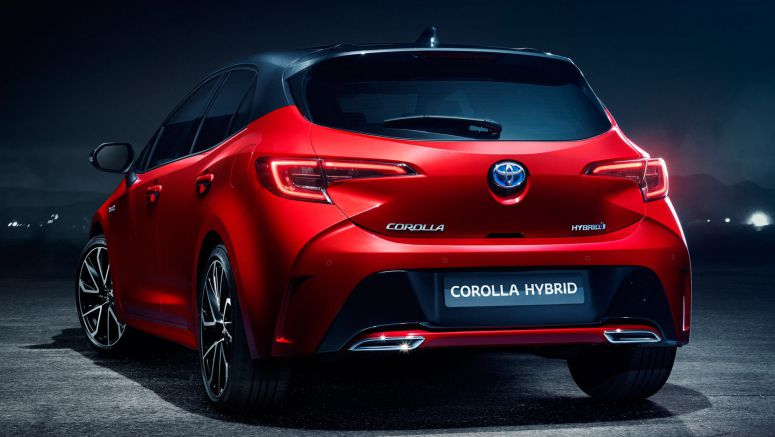 Toyota Adopts Corolla Nameplate Globally, Will Replace Auris In Europe