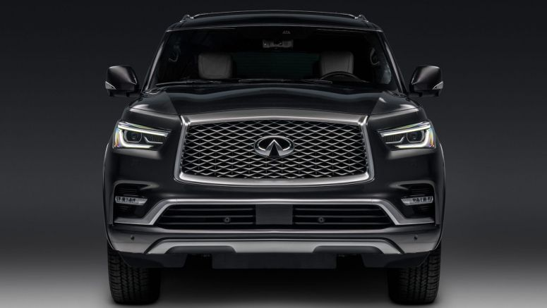 2019 Infiniti QX80 Limited Is Priciest Yet At Over $90k