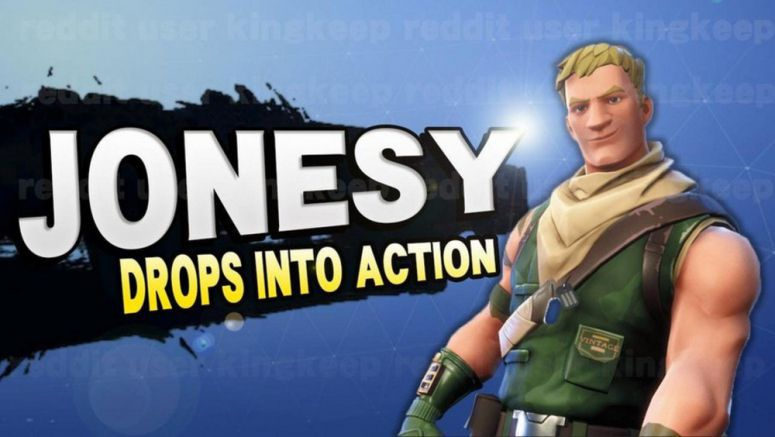 Fortnite Players Want To See Jonesy In Nintendo's Super Smash Bros. Ultimate