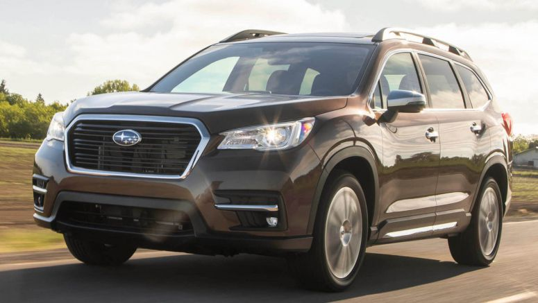 Some Subaru Ascent Owners To Get A Brand-New Model Thanks To A Recall
