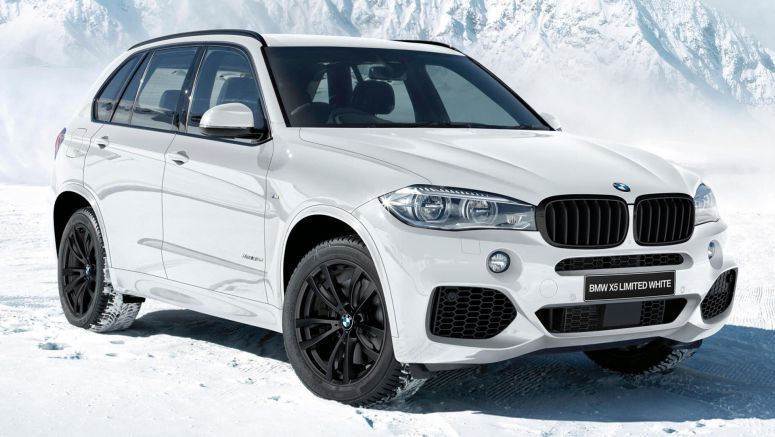 BMW Japan Sends Off Previous X5 With Limited Black And White Editions