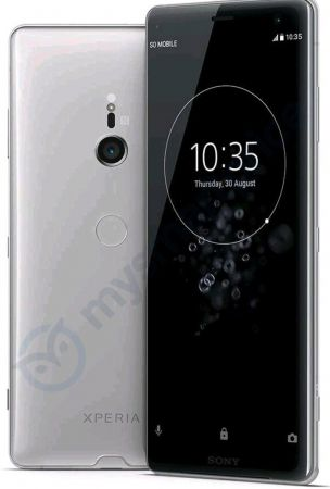 Is this the first press image of the Xperia XZ3?
