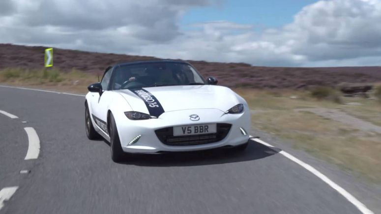 210 HP Mazda MX-5 1.5 With BBR Turbo Kit Gets The Power Its Chassis Deserves