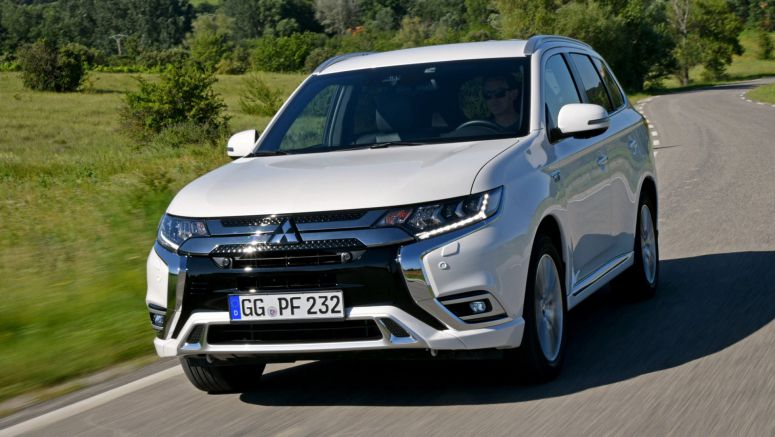 2019 Mitsubishi Outlander PHEV Soldiers On With More Power, Priced From £34,255 In The UK