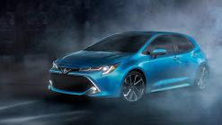 Toyota Corolla Hot Hatch Planned With Hybrid Power