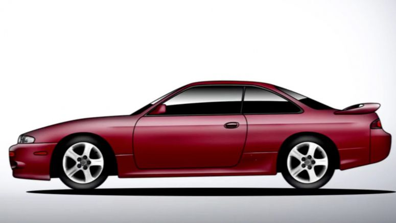 Fondly Remembering The Nissan Silvia (And 240SX We Got Stateside)