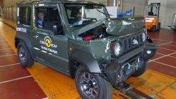 New Suzuki Jimny Disappoints During EuroNCAP Tests