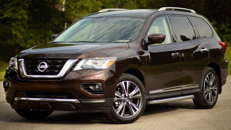 2019 Nissan Pathfinder Arrives With Newly Standard Driver Assistance Systems