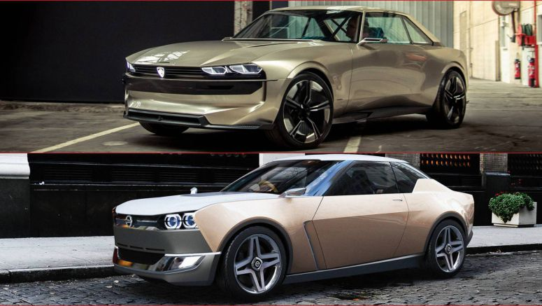 Peugeot e-Legend And Nissan IDx Freeflow: Do They Really Look So Alike?