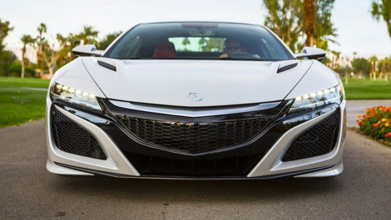 Acura Recalls NSX Over Fuel Tank Leak And Brake Light Issues