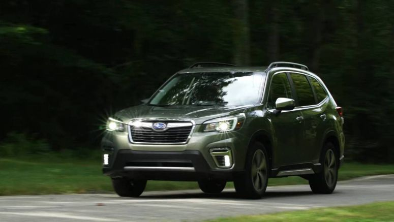 First Reviews Find 2019 Subaru Forester Hard To Fault