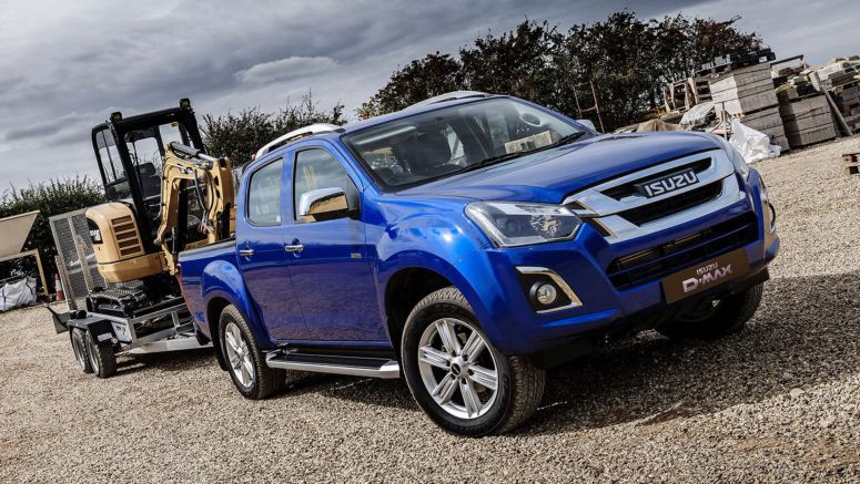 Updated 2018 Isuzu D-Max Coming With Better Tech And Quality