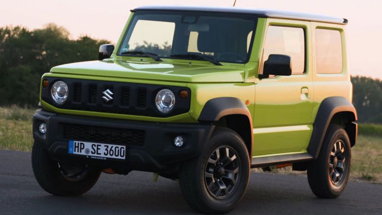 2019 Suzuki Jimny Isn't A Jack Of All Trades But A Master Of Off-Roading
