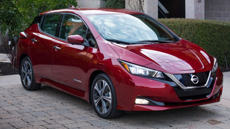 2019 Nissan Leaf Retains $30,795 Starting Price And 150-Mile Range