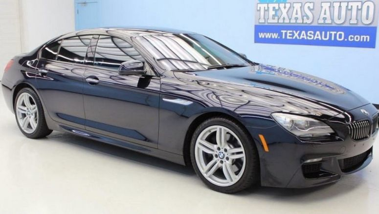 What Would You Rather Have – A Used BMW 640i Gran Coupe Or A New Toyota Avalon?