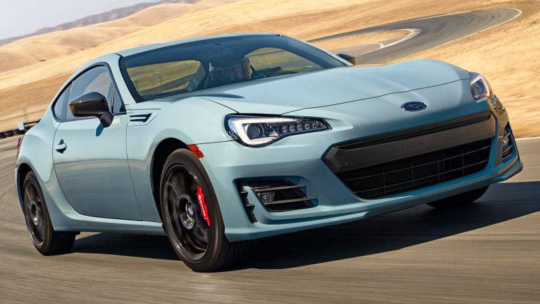 2019 Subaru BRZ Gets Minor Price Hike, New Series.Gray Special Edition