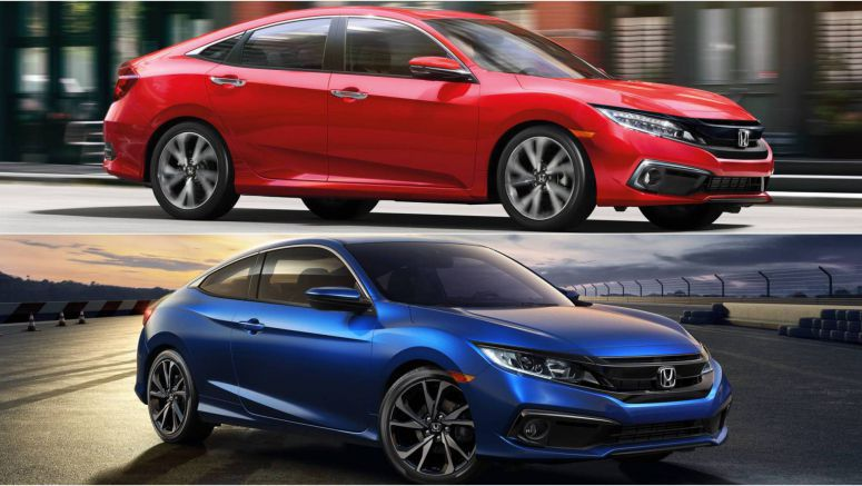 Honda Details 2019 Civic Sedan And Coupe Updates, Releases Pricing