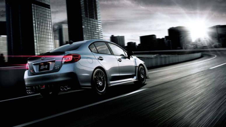 Subaru WRX S4 Gains Range-Topping STI Sport Grade In Japan