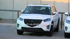 Skoda Camouflages Kodiaq GT Crossover Coupe Prototypes As Mazda CX-5s