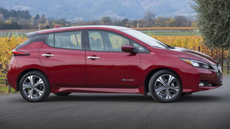 Nissan Confirms Leaf With 200-Mile-Plus Range Is Coming – Eventually