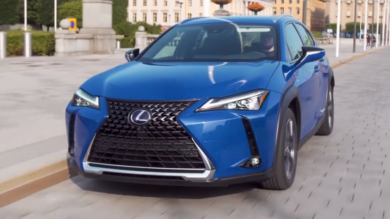Lexus' New UX 250h Is The Sole Hybrid Premium Small SUV, But Is That Enough?