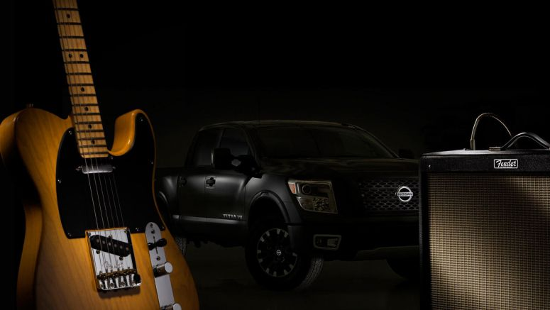 2019 Nissan Titan Will Rock You With Fender Premium Sound System