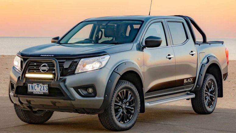 Nissan Navara Rubs The Aging Frontier's Nose In Its Latest Special Editions