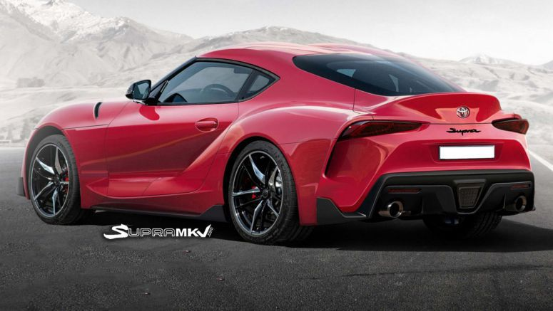 New Toyota Supra: This Is Almost Certainly What It'll Look Like