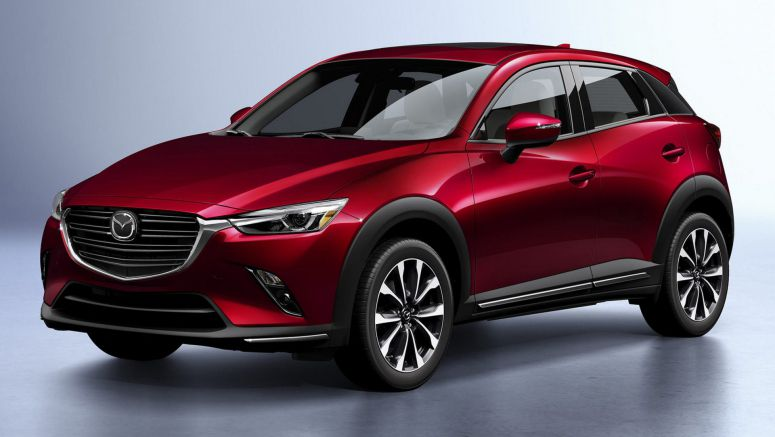 2020 Mazda CX-3 Will Be Bigger, More Spacious And Practical
