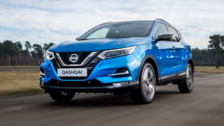 Nissan Qashqai Gets Updated With More Powerful 1.5-Liter Diesel