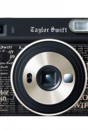 Fujifilm Unveils The Taylor Swift-Designed Instax Square SQ6
