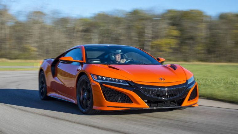 First Drive: 2019 Acura NSX Shines On The Track Thanks To Clever Updates