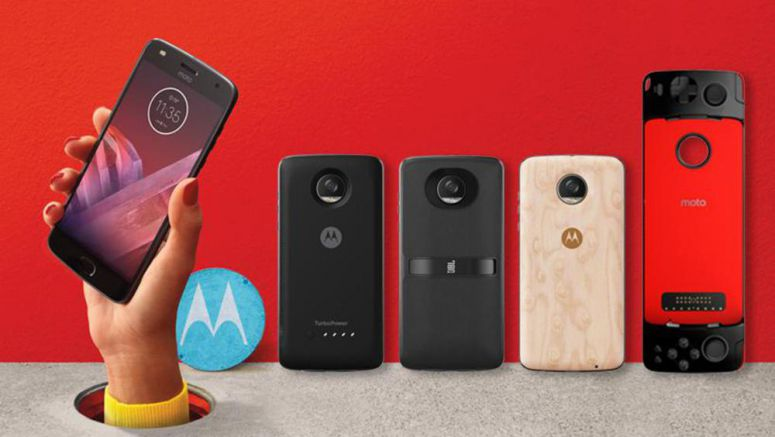 Verizon Moto Z2 Play Android Oreo Update Released