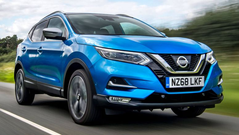 Nissan Qashqai Now Available With Renault-Nissan-Daimler-Developed 1.3L Petrol Engine