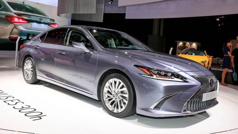 2019 Lexus ES 300h Looks To Make A Name For Itself In Europe As GS Replacement