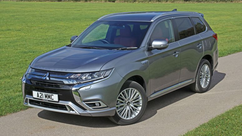 2019 Mitsubishi Outlander PHEV Gains Two New Range-Topping Grades In Britain