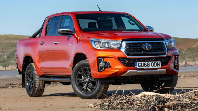 Toyota Hilux Gains New Invincible X Range-Topping Trim And Limited Edition In UK