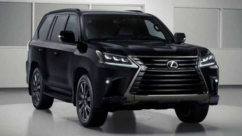 New Lexus LX Inspiration Series Is A $100k Limited Edition Luxury SUV