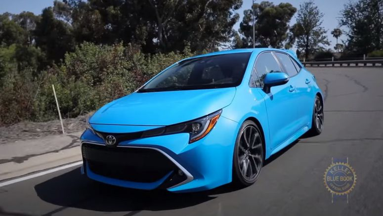 2019 Toyota Corolla Hatchback Offers Fresh Design And Engaging Handling