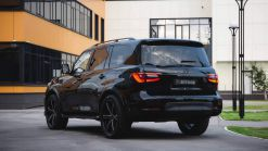 Larte Design's LR5 Kit Makes The Infiniti QX80 Look Bad To The Bone