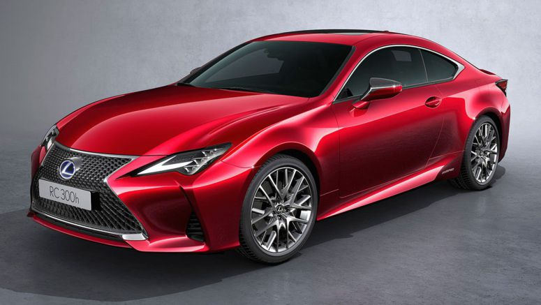 2019 Lexus RC Will Set UK Buyers Back At Least £38,800