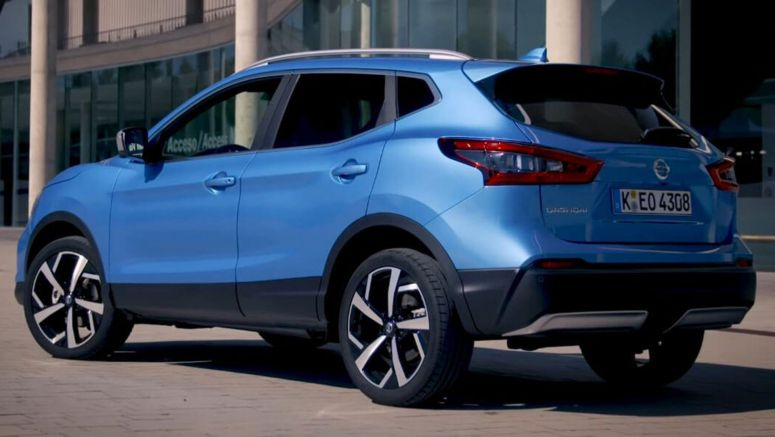 2019 Nissan Qashqai Is Still One Of The World's Best Compact SUVs