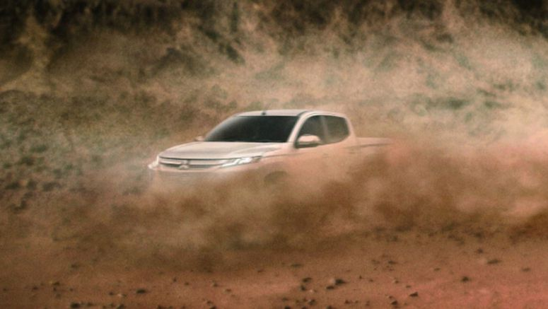 New Mitsubishi L200 Pickup Truck To Be Revealed On November 9