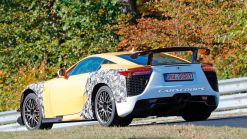 What Is Lexus Testing These LFA Widebody Mules For?