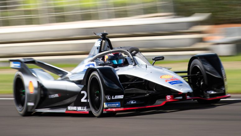 Nissan Officially Kicks Off Its Formula E Effort At Valencia