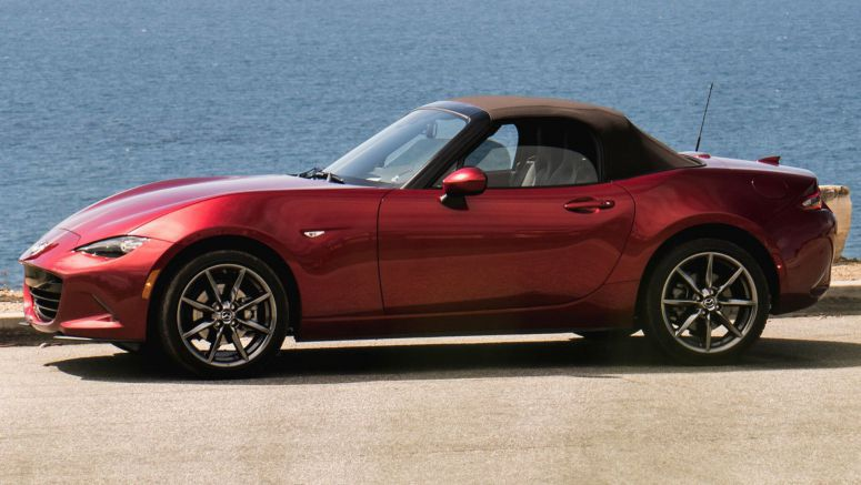 2019 Mazda MX-5 Is Here From $25,730 With Punchier Engine And Other Upgrades