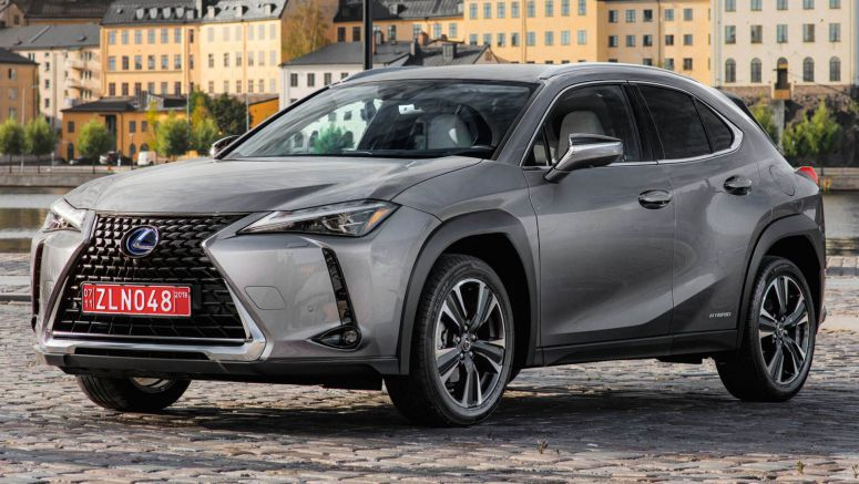 Lexus UX Pricing Starts From £29,900 In UK, AWD Is Optional